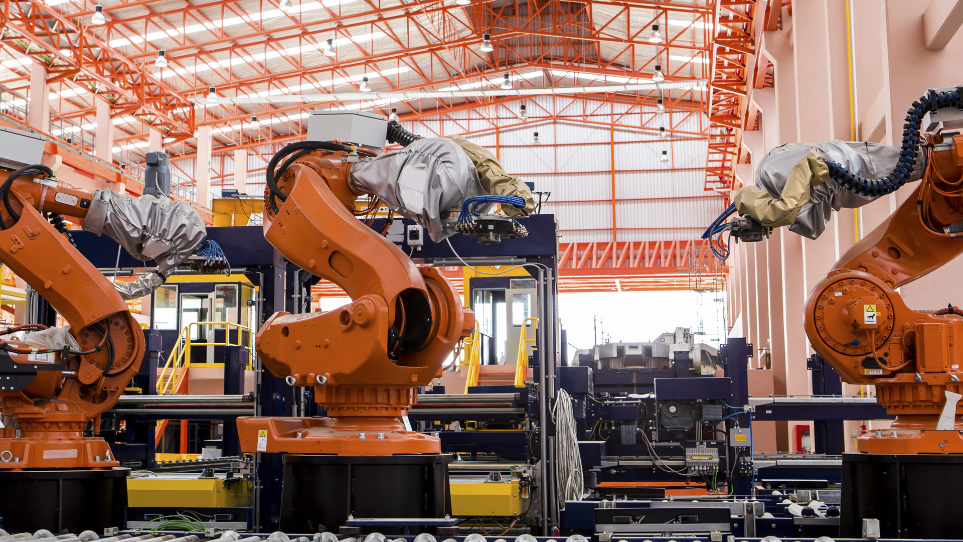 Machinery and Robotics